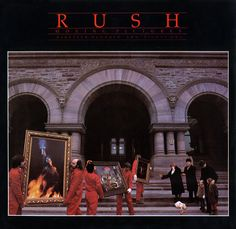 moving pictures rush - Google Search