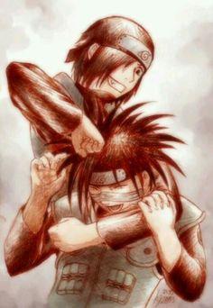Kotetsu, Izumo, funny; Naruto