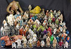 Complete Vintage Star Wars Collection   Flickr - Photo Sharing!