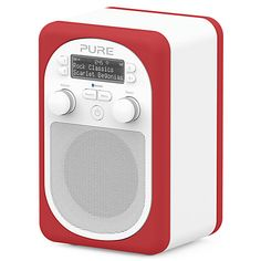 Buy Cerulean Pure Evoke Mio DAB/FM Bluetooth Portable Digital Radio from our Radios range at John Lewis & Partners. Scrolling Text, Dab Radio, Digital Radio, Stereo Headphones, Walnut Veneer, Cerulean, Bluetooth