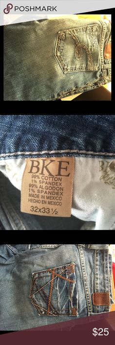 Women's BKE Jeans size 12 NWOT Never worn. Tags missing so I couldn't return. Fits ladies 12 BKE Jeans Boot Cut