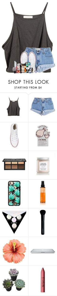 """you were a chapter in my book, but i was merely a line in yours...."" by theblonde07 ❤ liked on Polyvore featuring Levi's, Converse, Charlotte Russe, Kat Von D, SkinCare, Casetify, shu uemura, Givenchy and tarte"