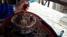 Pellettatrice anulare 160 mm - YouTube