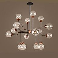 Contracted Creative Personality,Acted The Role Of American Led Glass Ball Sitting Room Dining-Room Magic Beans Droplight – AUD $ 638.00