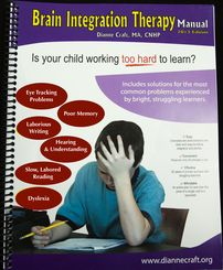 (1) Brain Integration Therapy Manual