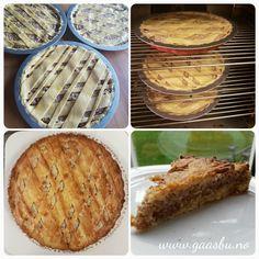 Fyrstekake!  Kaken mormor alltid serverte. deilig sprø mørdeig med saftig mandelfyll ! Farlig vanedannende!