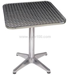 Aluminum Table Outdoor Aluminium Patio Dt 06163s