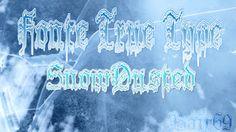 Fonte True Type de gelo (neve)   Bait69blogspot