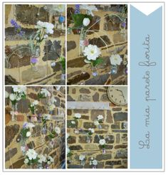Giardino verticale http://silviaefamilydeco.blogspot.com/