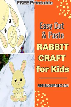 Are you looking for fun ways for your kids to learn the letter R - here's a cute Forest Animal Crafts, Animal Crafts For Kids, Crafts For Kids To Make, Printable Templates, Printable Crafts, Free Printable, Raccoon Craft, Easy Preschool Crafts, Rabbit Crafts