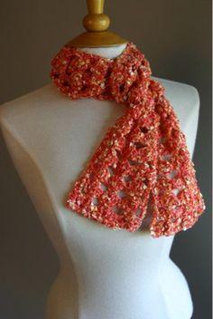 Maggie's Crochet · Scarves Crochet Pattern Leaflet #crochet #pattern #scarf…