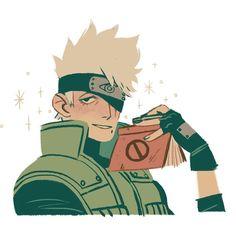 the reveal ! Naruto Uzumaki, Kakashi Sensei, Sarada Uchiha, Sasunaru, Anime Naruto, Boruto, Poster Anime, Naruto Fan Art, Naruto Cute