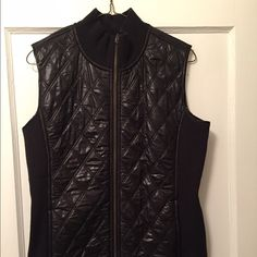 Black Prana Vest Black Prana Vest. Worn once but is just a little small on me :(. I hope someone else can get some use out of this beautiful vest from Nordstroms. prAna Jackets & Coats Vests