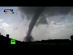 Massive tornadoes leave trail of destruction in Italy  Posted by Chillymanjaro on May 04, 2013