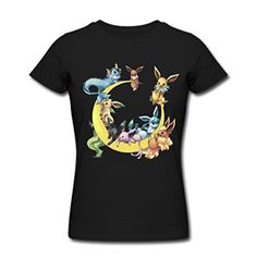 Justk Pokemon Eevee Moon Women's T-Shirts XX-Large - Pokemon Tshirt & Dress for Women :http://www.www.www.iwantpokemon.comproduct/justk-pokemon-eevee-moon-womens-t-shirts-xx-large-pokemon-tshirt-dress-for-women/ [ www.iwantpokemon.com - Pokemon store with over 5000 Pokemon Products]