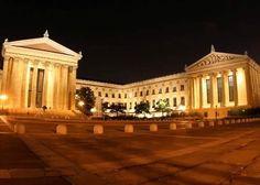 Philadelphia Art Museum, where I once spent a harrowing year.