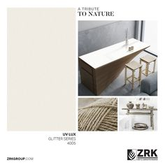 When you want a pop of colour in your living space, go for an earthy white that brings the outside into your home. Color Pop, Colour, Collections Catalog, Laminated Mdf, White Glitter, Earthy, Living Spaces, Home, Products