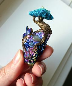 Spirit Tree by TheSpiritnectar on Etsy
