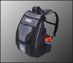 Grip Disc Golf Bag- this looks like an awesome bag!