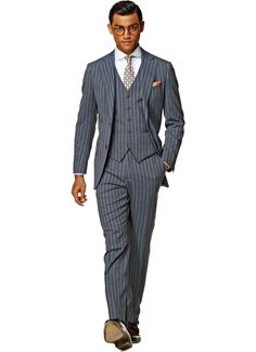 Suit Supply is my favorite retail store in DC for suits.