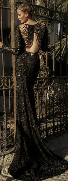 Galia-Lahav-Moon-Struck-Evening-Gown-Collection 2014 | LBV ♥✤
