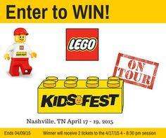 lego kidsfest coupon code nashville 2019