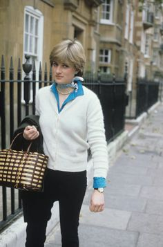 Beautiful Diana. I wish she could have known George.