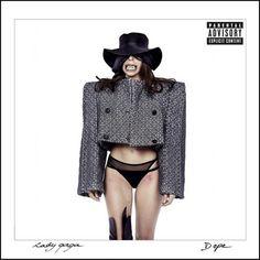 Lady Gaga Dope Cover
