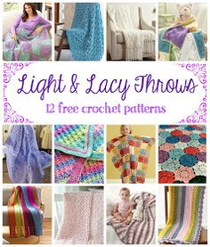 Crochet Patterns Etc : 1000+ images about ~ Crochet - Afghans, blankets, lapghans, etc. ~ on ...