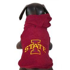 ISU dog hoodie!