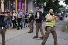 Muere atacante de centro comercial en Munich | Hay 9 muertos:...
