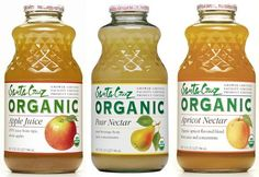 【conscious】ORGANIC JUICE,less fat, less harm~