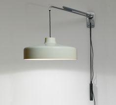 Gino Sarfatti wall lamp No.194/N for Arteluce, 1950
