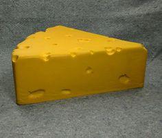 Go Packers! Scofield Cheesehead Hat Green Bay Packers 1996 Adult Size 14x14x14 NFL Football #Footballfan #GreenBayPackers