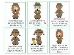Manners Detectives! Pragmatic Language, Social Skills Open