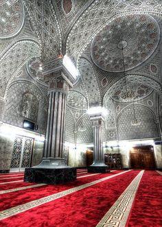 Imam Abu Hanifa Mosque in Baghdad, Iraq
