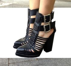 jeffrey campbell cutout boot - tried them on... now it's just a matter of when.
