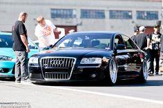Audi A8 4E - Low