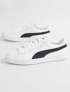 1f128108493 Neutral Sneakers Tennis Shoes   Puma Basket Classic Shoe