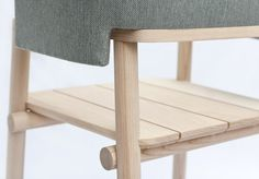 ARMS chair #Details