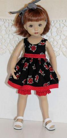 Spring-Fever-Collection-Ladybug-Playtime-fits-13-Effner-Little-Darling