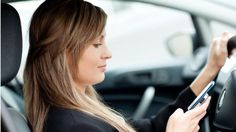 Drivers caught using their mobile phones will face 6 penalty points and a £200 fine with a new law set to come into force in the first half of 2017 - BBC News
