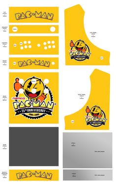 Pacman Yellow