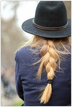 ba34e2c242d Art Symphony  Surviving a Bad Hair Day Hat Hairstyles