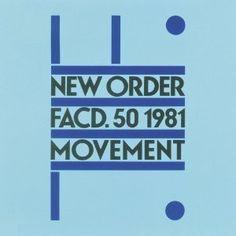New Order - Movement 1981