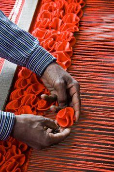 Nani Marquina roses rug | buy it in Domésticoshop.com