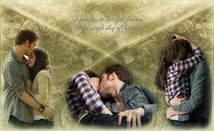 Edward Cullen & Bella swan Fan Art - edward-cullen Photo