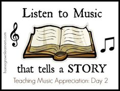 Listen to Music that Tells a Story ~ Sorcerer's Apprentice Lesson (with a Maestro Classics Giveaway) — Homegrown Learners Teaching Music, Listening To Music, Teaching Resources, Music Education, Physical Education, Health Education, Bilingual Education, Music Classroom, Music Teachers