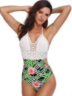 8dbfad836d4 KayVis Sexy One Piece Swimsuit Solid Monokini Girl Swimwear Women 2017  Beach Wear Bodysuit Brazilian Women Bathing S… | Outdoors - Brands On  AliExpress ...