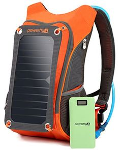 58aff2e7149e  Pokemon GO Special  Powerfly Solar Powered Backpack with Power Bank